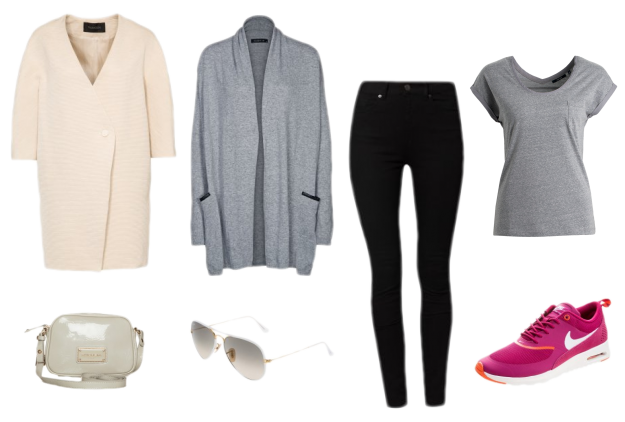 Barcelona Outfit Citytrip