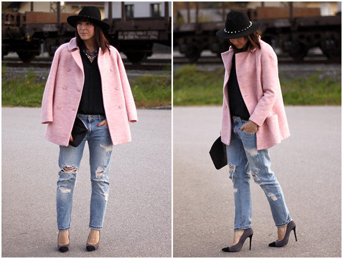 Modetrend rosa pinkk