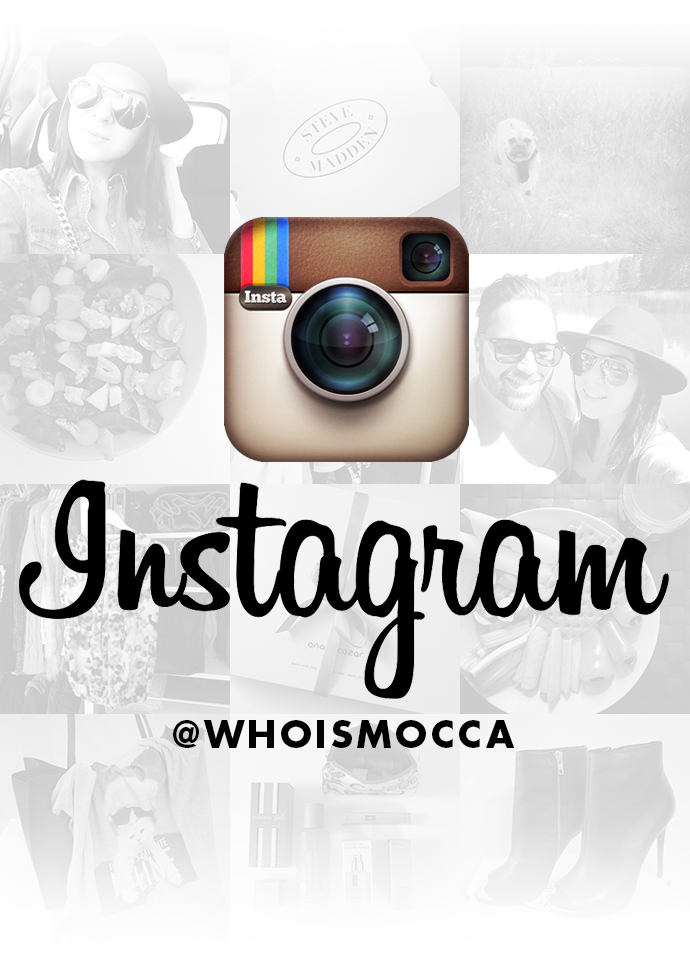 Instagram Review who is mocca fashionblogger
