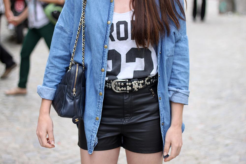 whoismocca-fashionblog-austria-ledershorts-forever18-jeanshemd-yesstyle-newyorker-istabel-marant-lookalike-sandalen-nietenguertel-05