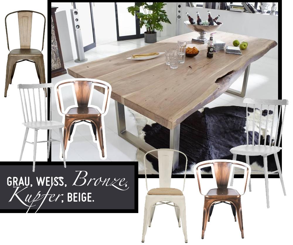 who is mocca, fashionblog tirol, fashionblog österreich, massivholz tisch baumkante, stuhl retro, eistenstuhl, stil