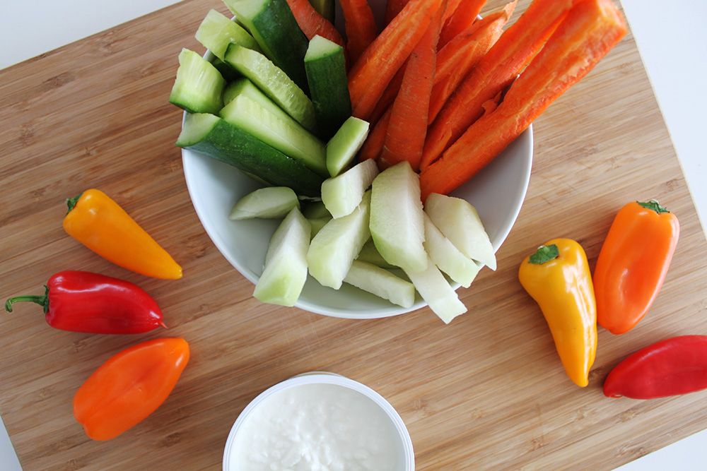 Ausgezeichnet Schnelle und gesunde Snacks für zwischendurch TZ33