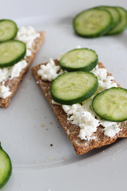oft Schnelle und gesunde Snacks für zwischendurch EX62