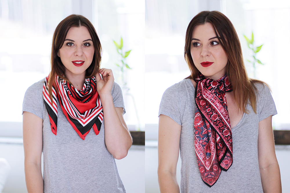 who is mocca, modeblog, fashionblog, 6 tips on how to style scarves, Scarf Looks, neckerchief, whoismocca.com