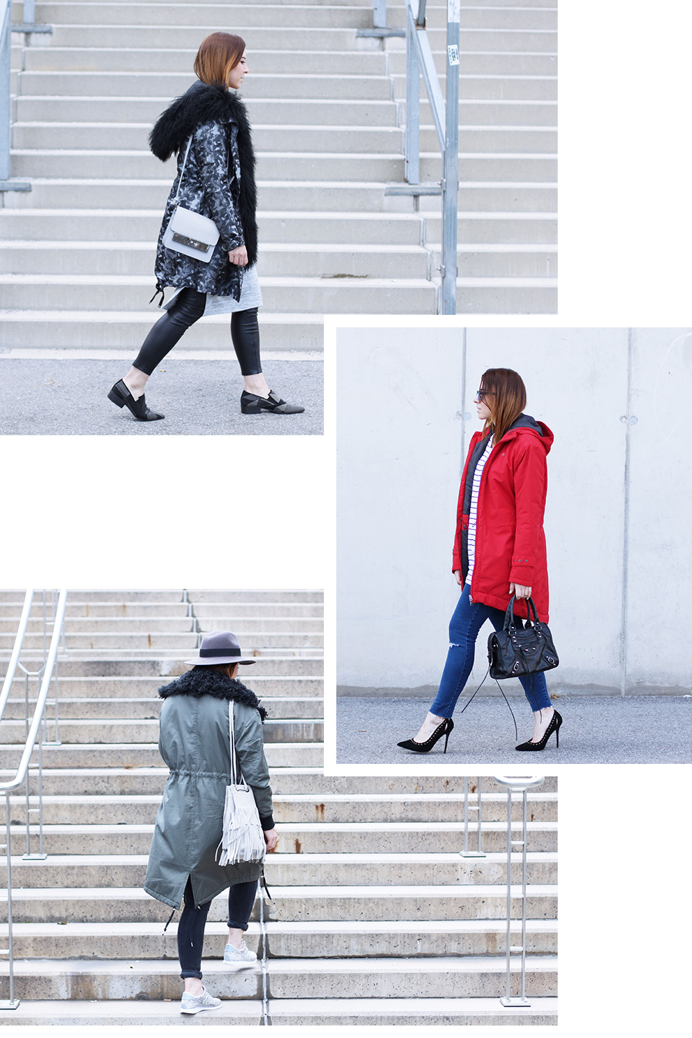 who is mocca, modeblog, fashionblog, parka kombinieren, khaki parka asos, camouflage parka topshop, roter parka tatonka, outfitideen, alltagsoutfits, streetstyle, modeblog österreich, whoismocca.com
