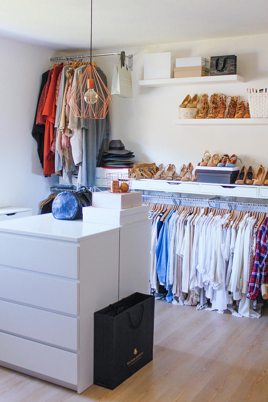 Ankleidezimmer Ankleideraum Modeblog Fashionblog