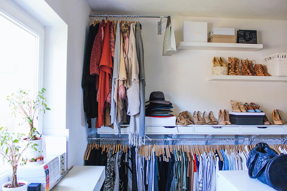 Whoismocca Modeblog Fashionblog Ankleidezimmer Ankleideraum Idee