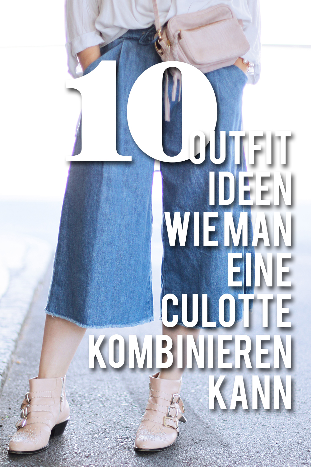 culotte kombinieren 10 tipps lookbook modeblog. Black Bedroom Furniture Sets. Home Design Ideas