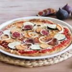 who is mocca, modeblog, fashionblog, foodblog, vegane pizza, feigen pizza, süßkartoffel, zucchini, rezept vegan, vegetarische Pizza, whoismocca.com