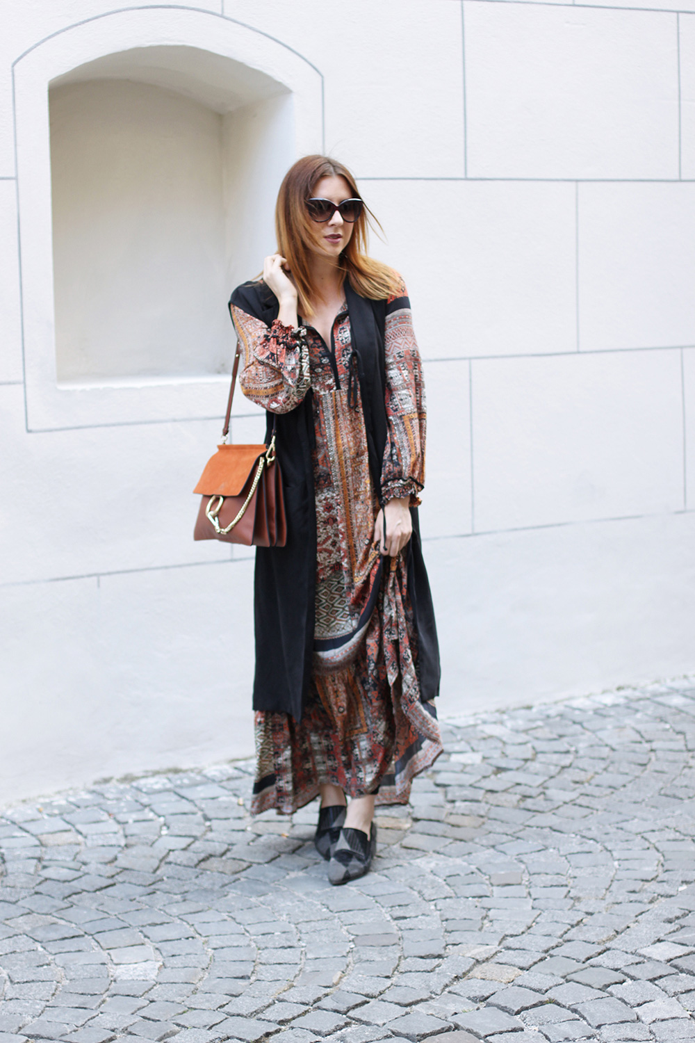 So stylt man sein Maxikleid im Herbst - Who is Mocca?