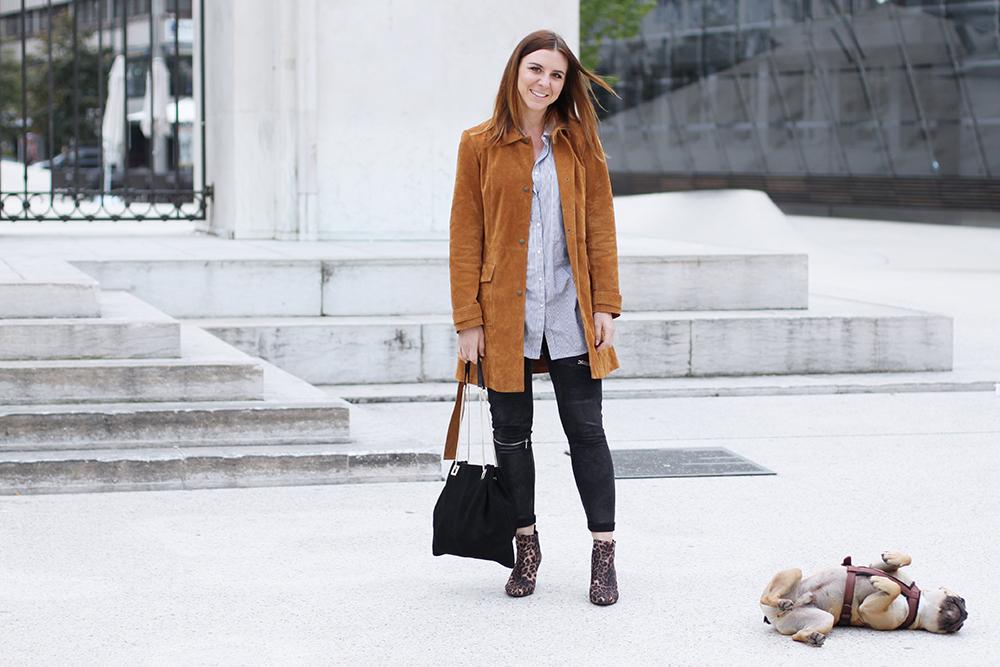whoismocca modeblog fashionblog wildledermantel suede kombinieren outfit zara frenchie lederhose. Black Bedroom Furniture Sets. Home Design Ideas