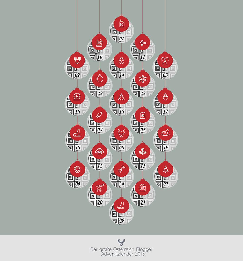 Blogger Adventskalender Gewinnspiele, Weihnachten Gewinnspiele, Verlosungen, Giveaways, Österreich