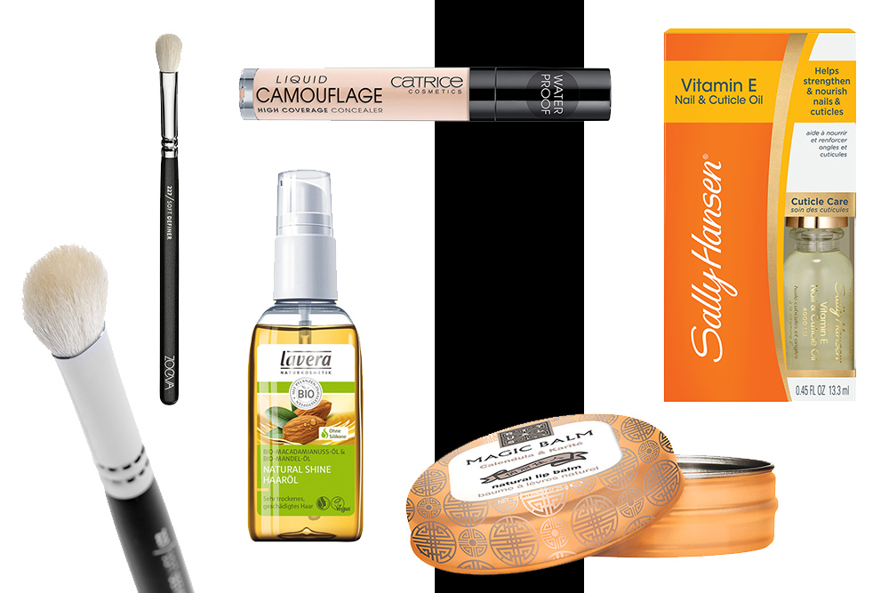 Top 5 günstige Beauty Produkte unter 10 Euro, Beauty Haul, Beauty Shopping, Beauty Blog, whoismocca.com