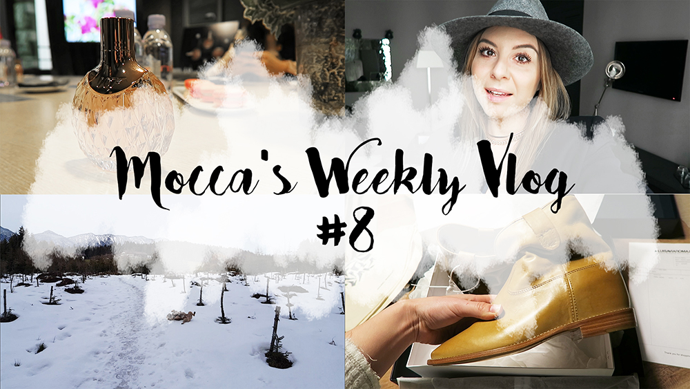 007forwomen, Mocca's Weekly Vlog, YouTube Österreich, Follow My Week, Follow me around, fashion blog, blogger arbeitsalltag, whoismocca.com