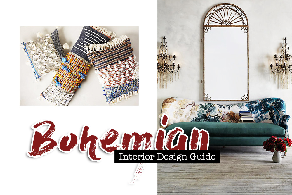 Bohemian interior design guide f r zuhause for Kurs interior design