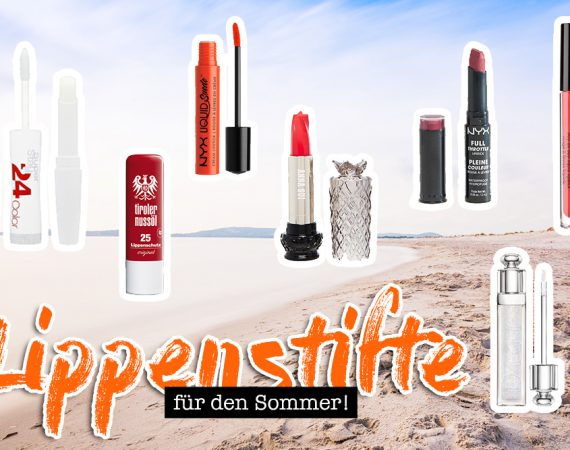 Beauty Must Have: Schöne, leichte und pflegende Sommerlippenstifte, Beauty Trends 2016, Lippenstift Trends, Beauty Blog, Magazin, whoismocca.com
