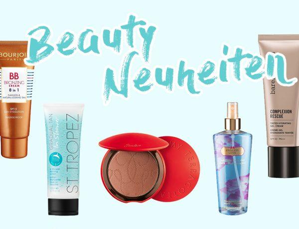 Beauty Neuheiten, Neu in den Onlineshops, Beauty Favoriten Mai, Beauty Blog, Beauty Magazin, whoismocca.com