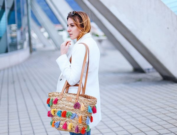 20 Lovely Summer Straw Basket Bags, Fashion Trends, Fashion Blog, whoismocca.com