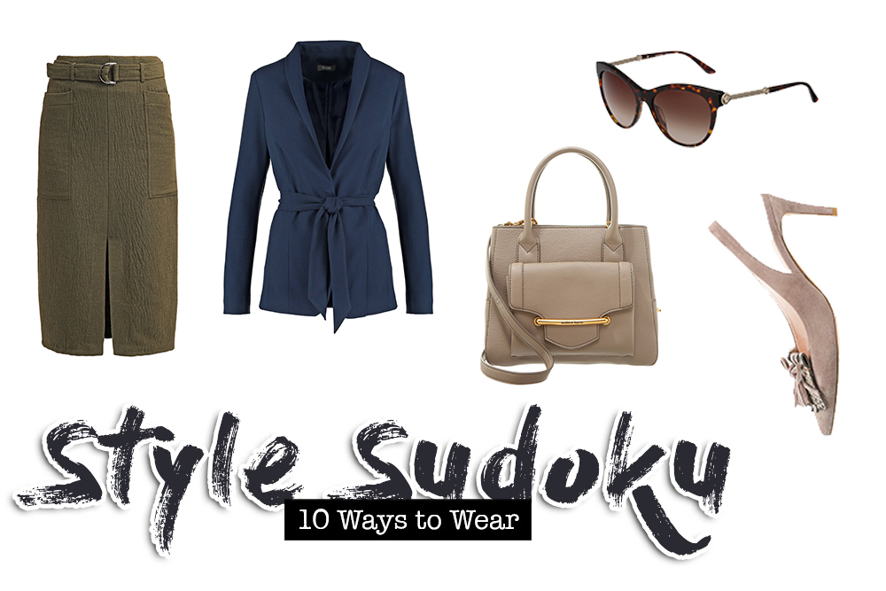 Style Sudoku, 10 Ways to Wear, Business Outfits, Fashion Blog, Modeblog, Blogazine, whoismocca.com