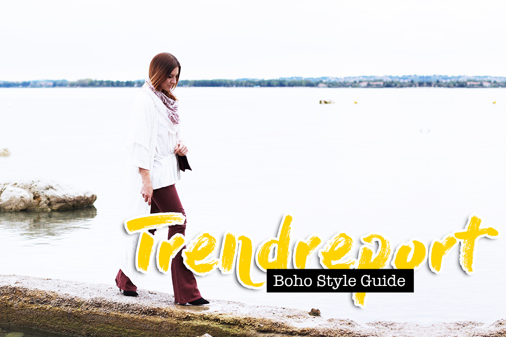 Boho Style Guide Trendreport Bohemian Chic Outfits