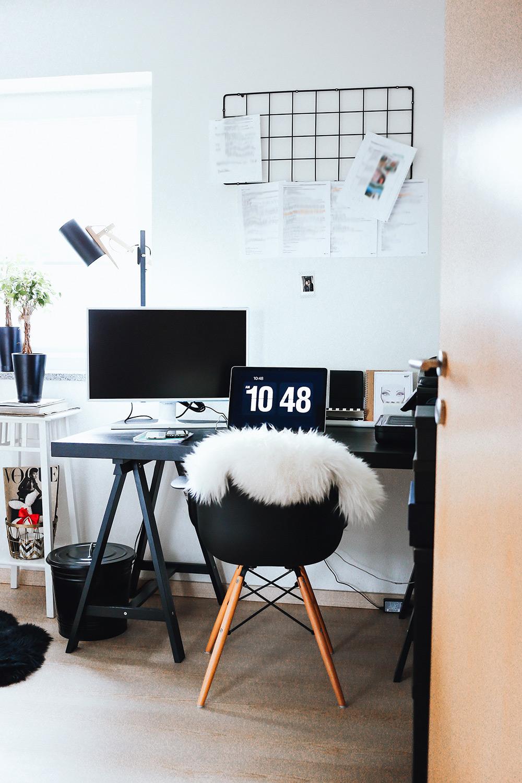 6 tipps f r organisiertes arbeiten home office update. Black Bedroom Furniture Sets. Home Design Ideas