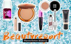 Die besten Produkte für ein wasserfestes Makeup, Ideal für Hochzeit, Schwimmbad und Sport, Produkttest, Erfahrungsbericht, Beautyblog, whoismocca.com
