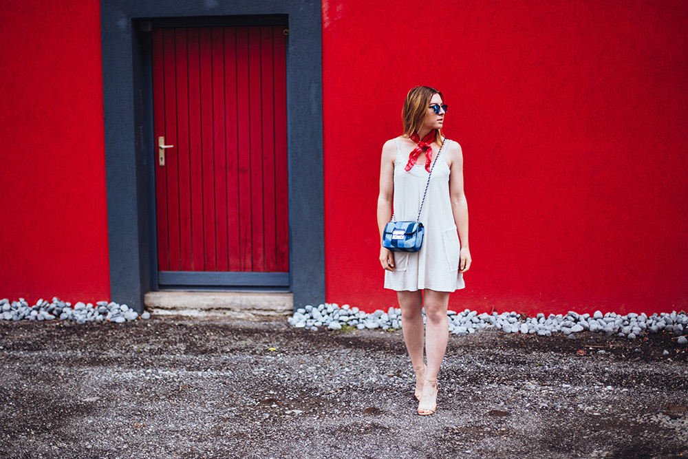 Camisole Kleid im Lingerie Stil, Michael Kors Sloan Cross Body Bag, Modeblog, Fashion Blog, Streetstyle Innsbruck, whoismocca.com