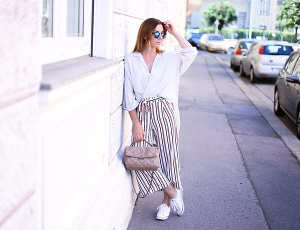 How to style Culottes, My Looks and Styling Tricks, Shopping Tips, Fashion Blog, whoismocca.com