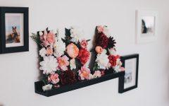 DIY, Blumen Monogramm, Do it yourself, Blooming monogram, Lifestyle Blog, Schritt-für-Schritt Anleitung, whoismocca.com