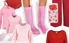 Rot trifft auf Pink! Trendteile für den Herbst unter 50 Euro!, Fashion Blog, Modeblog, whoismocca.com
