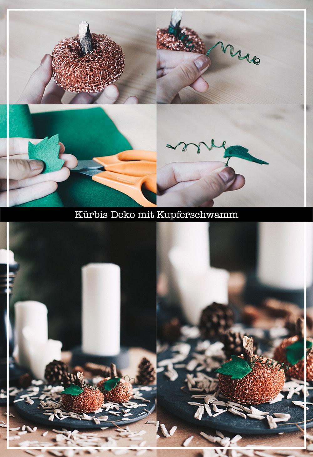 Herbst-DIY, Kürbis-Deko, Halloween, Herbst Dekoration selber machen, Interior Blog, Interior Magazin, whoismocca.com