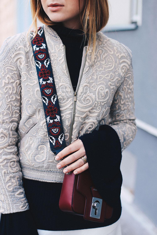 Die Culotte im Herbst, Outfit-Idee und Styling-Tipps, Culotte stylen und kombinieren, Zara Outfit, High Heels im Alltag, Fashionblog, Modeblog, Streetstyle, whoismocca.com