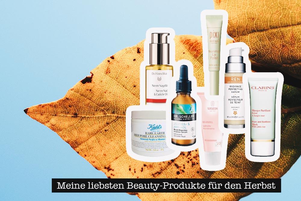 Meine liebsten Beauty-Produkte für die perfekte Herbst-Pflege, Beauty Tipps Herbst, Beauty Pflege kalte Jahreszeit, Beauty Magazin, whoismocca.com