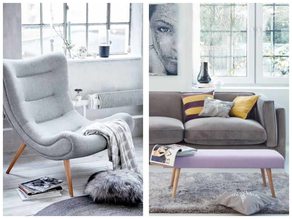 Winter Deko Wohnzimmer ~ Kreative Bilder für zu Hause Design ...