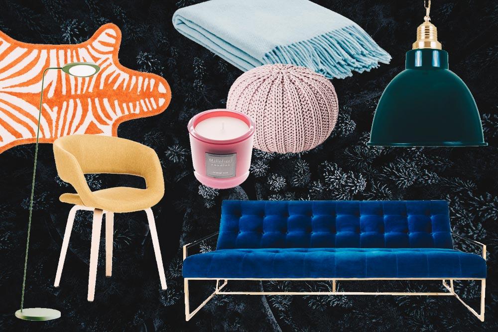 Farben Im Interieur Stilvolle Ambiente Trendige Farben Im Interieur ...