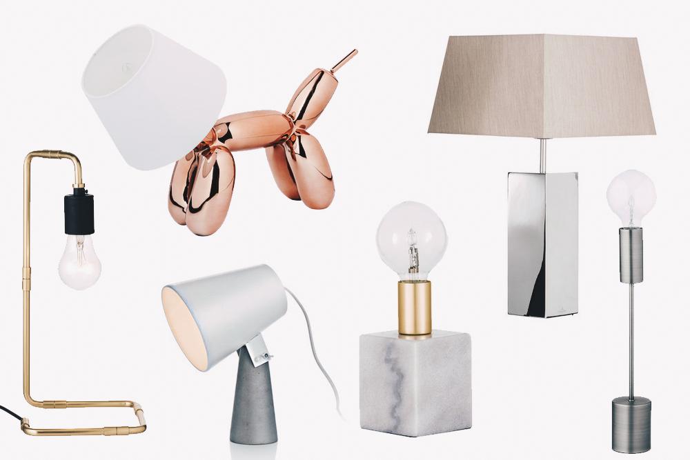 Schöne Tischlampen für Zuhause, für das Home Office, Interior Blog, Einrichtungsidee, Dekoration, whoismocca.com