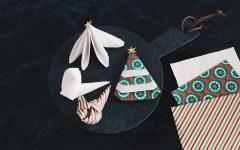 Servietten falten zu Weihnachten, 3 geniale Servietten-Techniken für die Feiertage, DIY, XMAS, Interiorblog, whoismocca.com