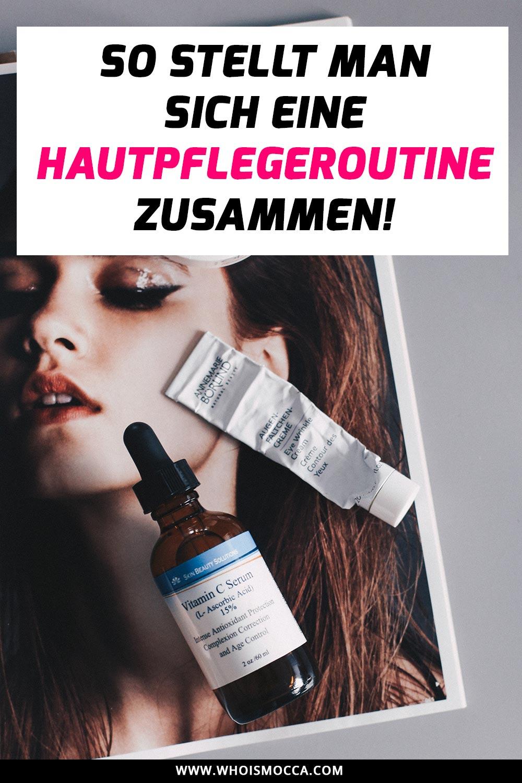 Hautpflegeroutine, Anti-Aging, Morgenroutine, Abendroutine, Beautyblog, Beauty Magazin, Erfahrungsbericht, Produkttest, whoismocca.com