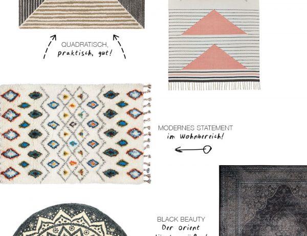 Schöne Teppiche für ein gemütliches Zuhause, Einrichtungsideen, Interior Blog, Inspiration, Teppiche online kaufen, whoismocca.com