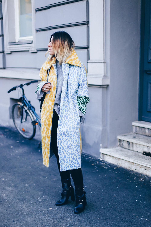 Acne Studios Bertilyn Leo Mantel, Winteroutfit, Streetstyle, Modeblog, Fashion Blog, Outfit Blog, Style Blog, whoismocca.com