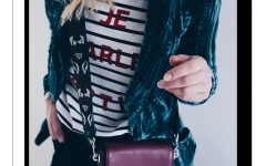 Fashion Diary, Closet Diary, Lookbook, how to wear a Statement Shirt, Streifenshirt, Bandshirt, Logoshirt, Streetstyle, Modeblog, Fashionblog, Outfit Blog, Style Blog, whoismocca.com