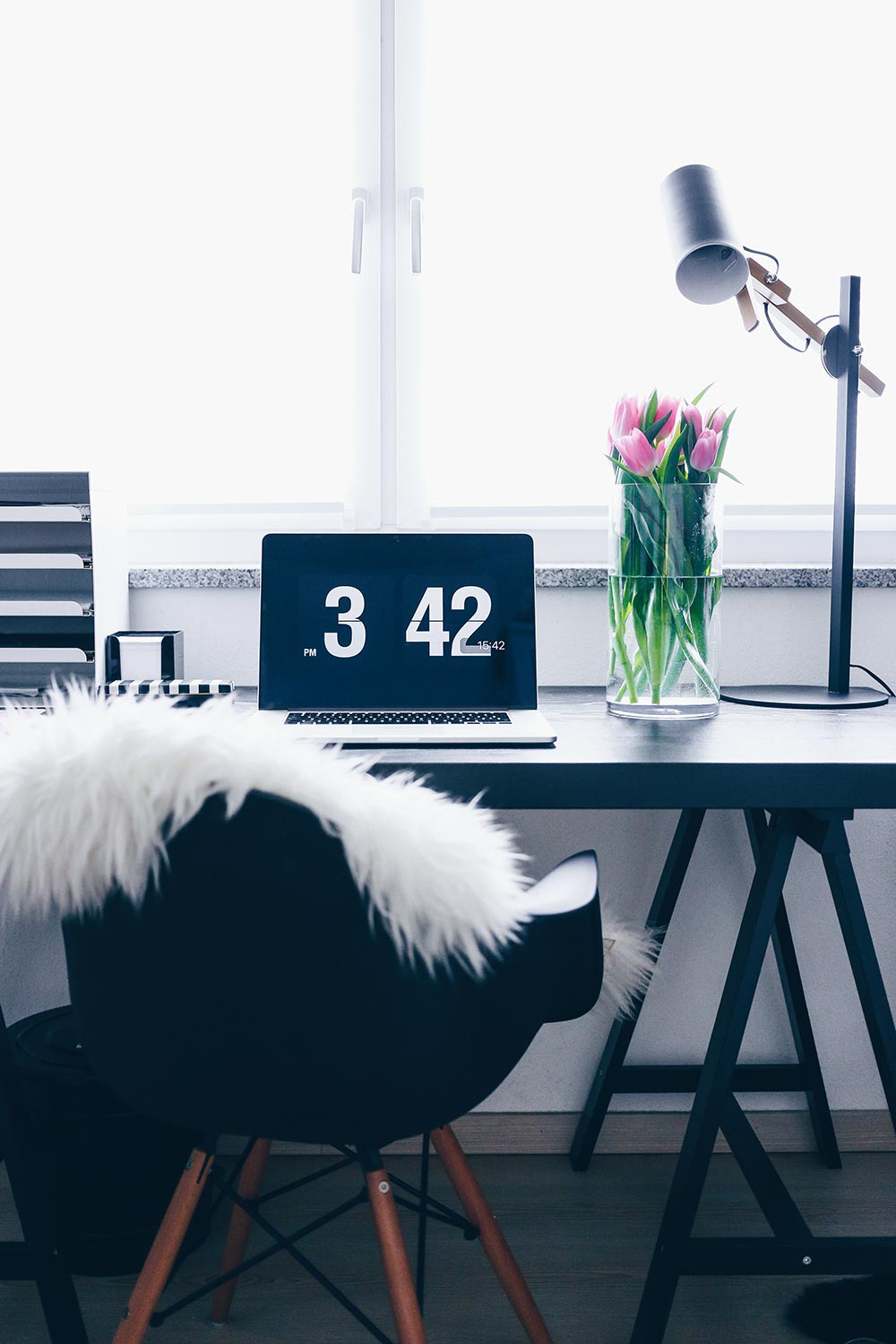 Mein Blogger Home Office: Stylisch, aber funktional! - Who is Mocca?