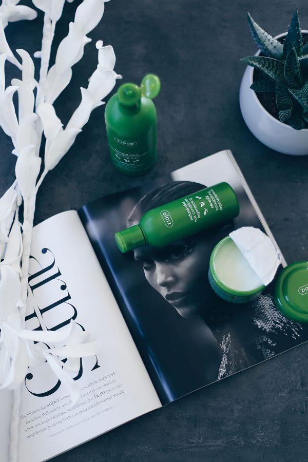 Natürliche Haarpflege mit Olive, Haarpflege Tipps, Frühling, Tipps für schöne Haare, Ziaja Produkte, Naturkosmetik, Beauty Blog, Erfahrungsbericht, Produkttest, www.whoismocca.com