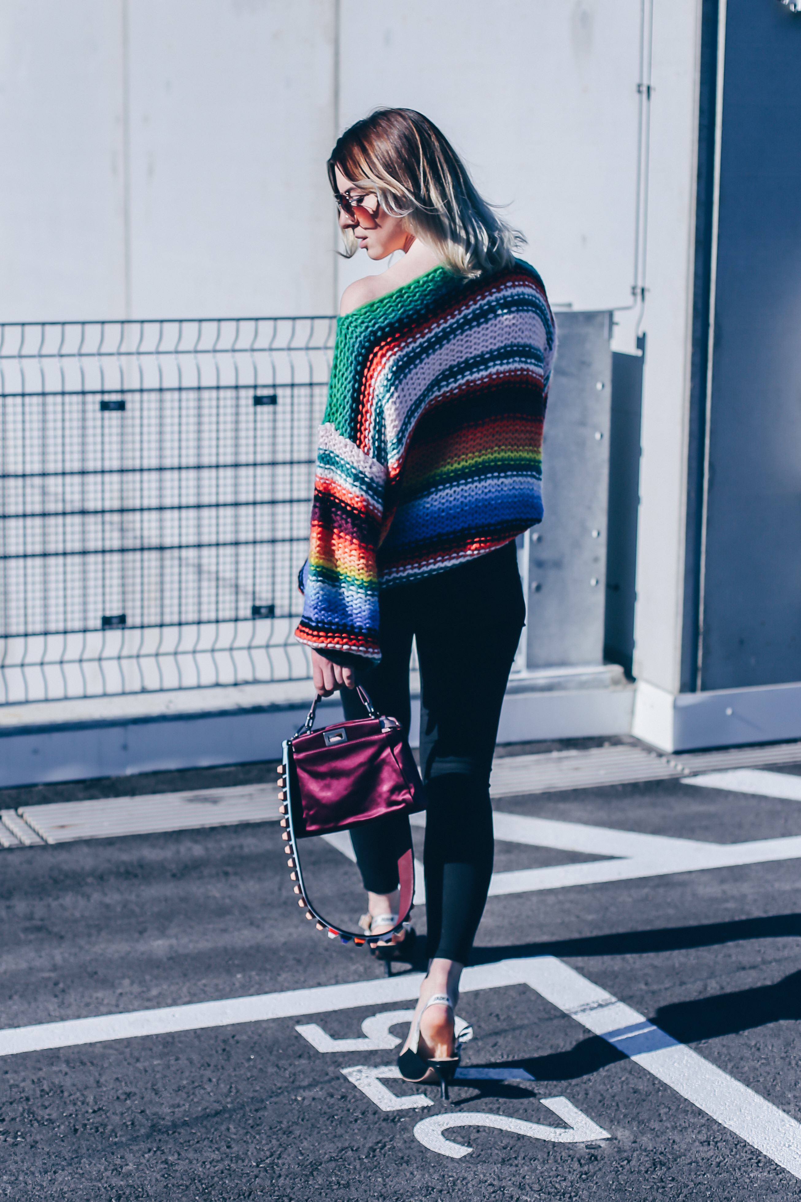 How to wear Bold Stripes, Outfit Ideen, Trendreport, Modetrends 2017, bunte Streifen kombinieren, Style Blog, Fashion Blog, Modeblog, Outfit Blog, www.whoismocca.com