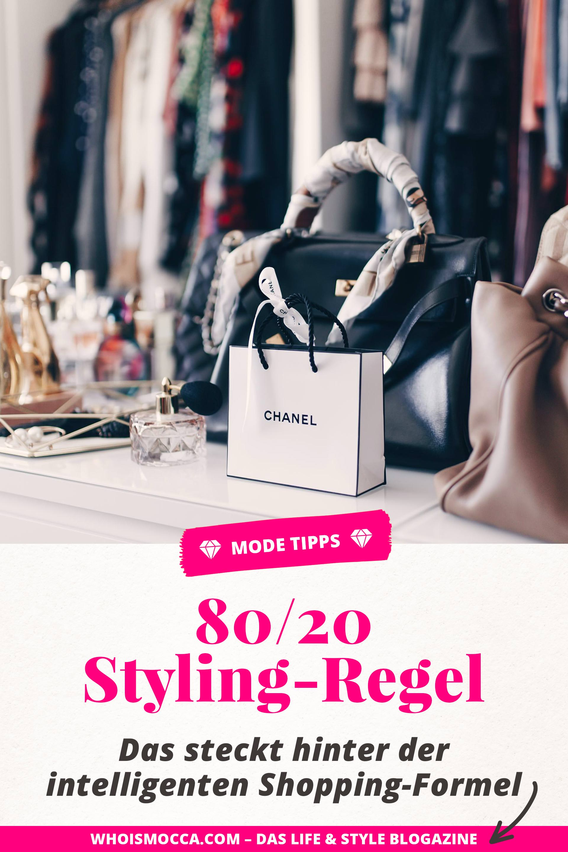 Die 80/20 Styling-Regel für Modefrauen, Fashion Tipps, Modetrends, Outfit Ideen, Styling Tipps, Trendreport, Fashion Blog, Modeblog, Outfit Blog, Style Blog, #fashiontrends #stylingtipps #modeblogger #trends www.whoismocca.com