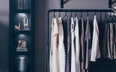 Ankleidezimmer Ideen, DIY Ankleidezimmer, PAX IKEA Ankleideraum, Ankleidezimmer gestalten, begehbarer Kleiderschrank, Interior Blog, www.whoismocca.com