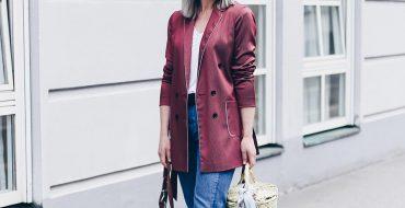 Casual Blazer Outfit mit Jane Birkin Basket und Denim Slippers, Jane Birkin Basket stylen und shoppen, Style Blog, Modeblog, Outfit Blog, Streetstyle 2017, Blazer Outfit, www.whoismocca.com