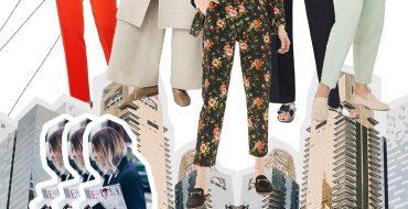 Fashion Mood Board Business Casual Attire, Trend 2017, Fashion Trends Moodboard, Modetrends Inspiration, Style Blog, Modeblog, Fashion Blog, Inspiration, www.whoismocca.com