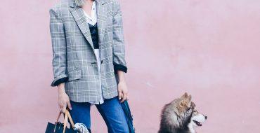 Mom Jeans Outfit, Oversize Blazer stylen, Pumps in Nude, Wardrobe Essentials, sibirischer Husky, Bralet kombinieren, Business Casual Chic, Modeblog, Fashion Blog, Style Blog, Outfit Blog, Mode Magazin, Fashion Magazin, www.whoismocca.com