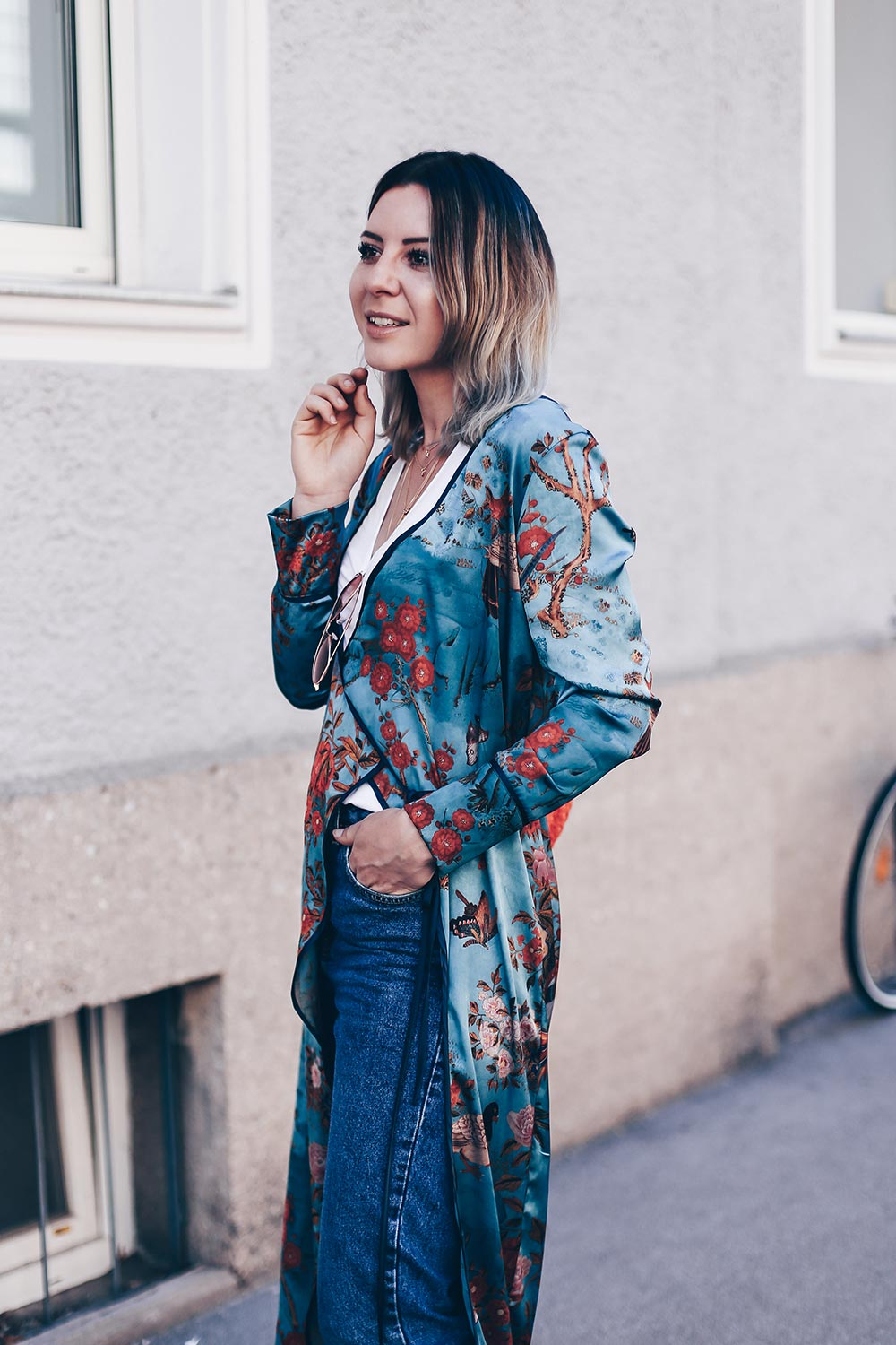 fr hsommer outfit mit zara kimono und mom jeans who is mocca. Black Bedroom Furniture Sets. Home Design Ideas